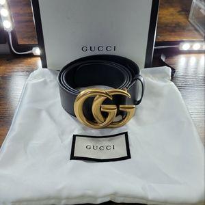 Classic Wide Unisex Gucci Belt NEVER WORN 🎁!